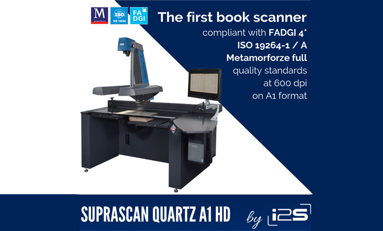 Large book scanners A1-2A0