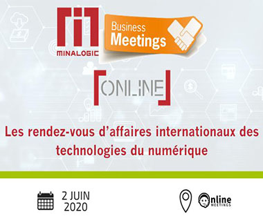 I2S Evenement Minalogic Business Meetings - Online meetings