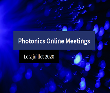 I2S Evenement Photonics - Online meetings