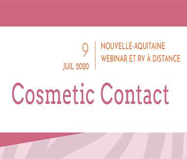 I2S Evenement I2S MedCare: Cosmetic Contact - Online Meetings