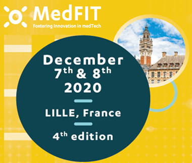 I2S Evenement i2S MedCare : 4th edition MedFit - Lille