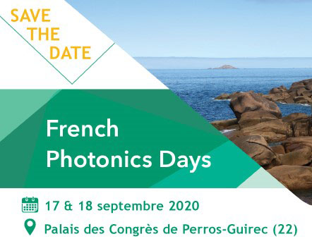 I2S Evenement French Photonics Days | Perros-Guirec