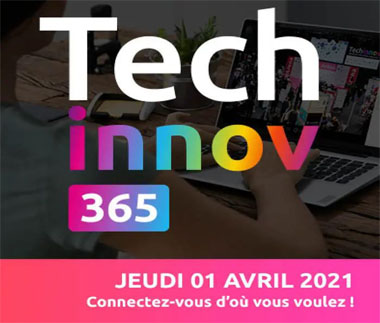 I2S Evenement Techinnov 2021 - Online meetings