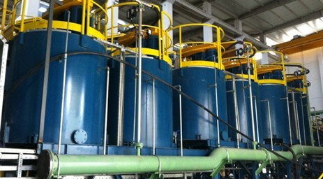 To control the separation/recovery of metal ores by flotation