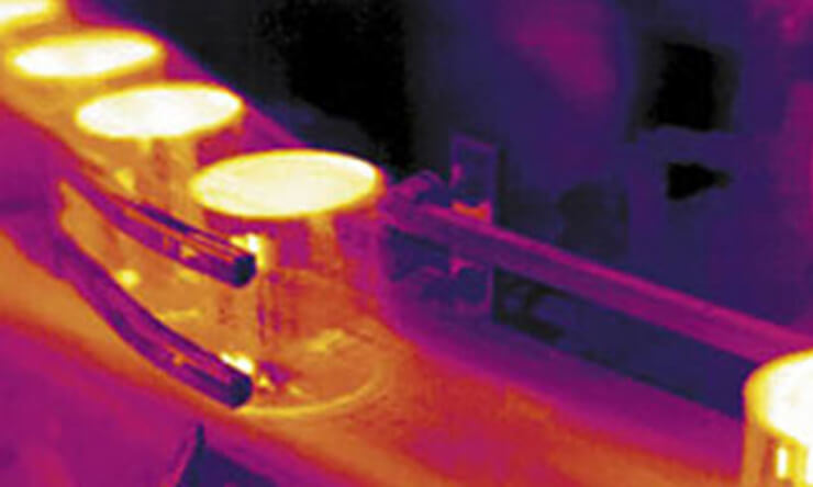 Product range Infrared Cameras