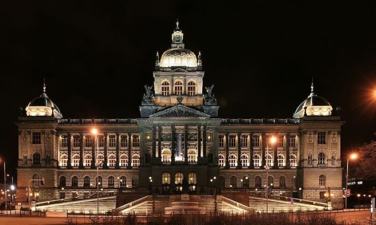 The National Museum in Prague