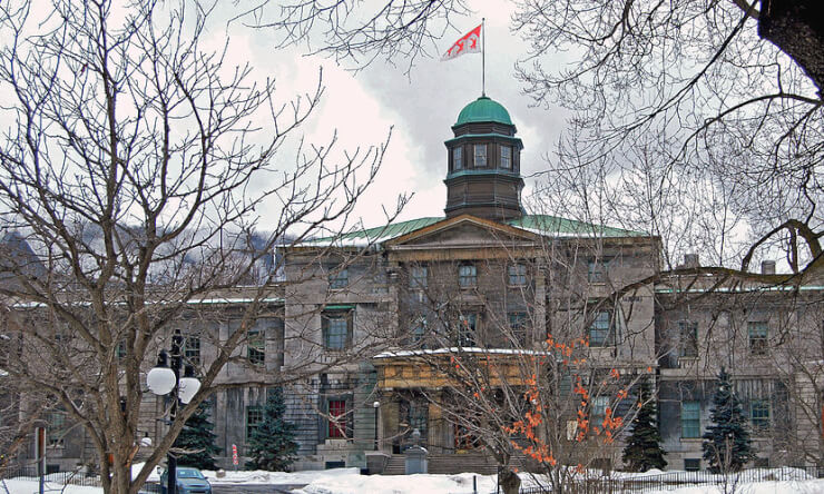 McGill Universidad