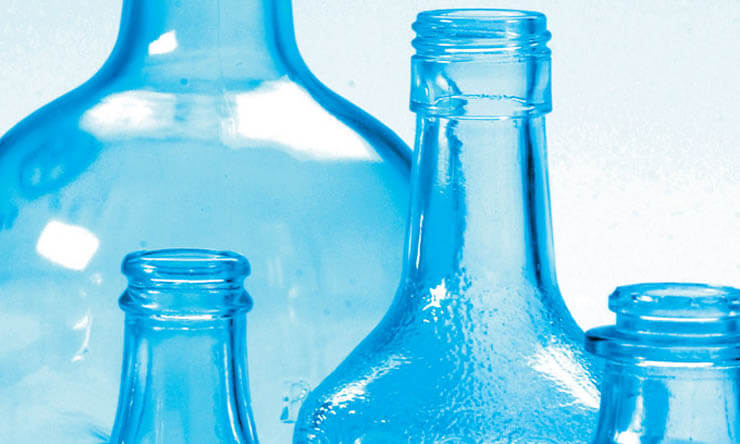 Inspection of bottle defects