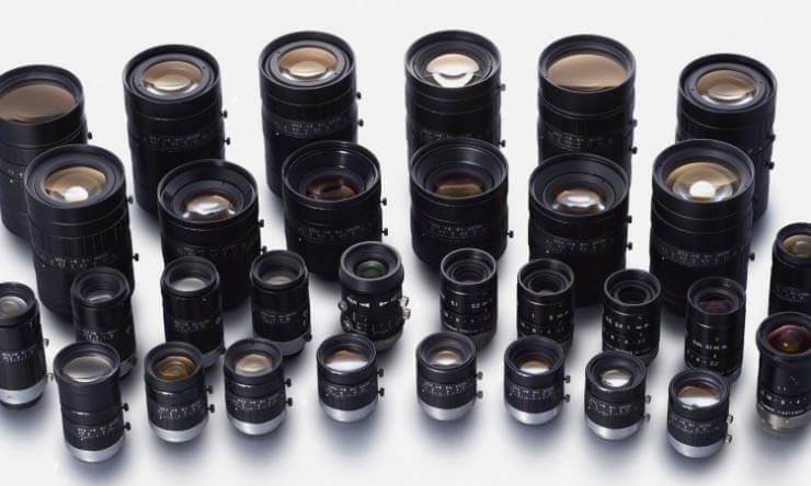 Product range Optics